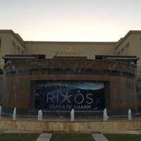 8/31/2017 tarihinde Hussein B.ziyaretçi tarafından Rixos Seagate Sharm'de çekilen fotoğraf