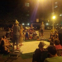 Photo taken at Shakespeare In The Parking Lot by Elizabeth M. on 7/13/2014
