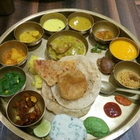 Photo taken at Maharaja Bhog by Parth S. on 5/14/2014