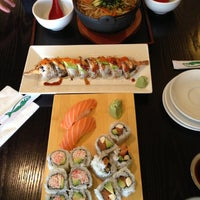 Photo taken at Niji Sushi by Altan A. on 4/27/2013