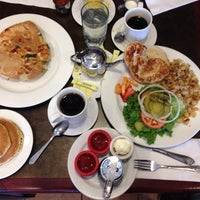 Photo taken at The Original Pancake House by Altan A. on 1/1/2014