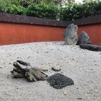 Photo taken at Ichimura Miami Japanese Garden by Dawei S. on 2/2/2017