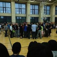 Photo taken at Korea International School by Lynn B. on 5/28/2013