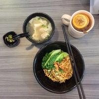 Photo taken at Uncle Xian Noodles House 阿贤猪肉丸拉面馆 by ManMan T. on 3/20/2015