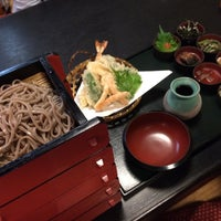 Photo taken at そば料理 正盛 by Naozo on 5/8/2015