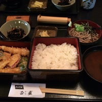 Photo taken at そば料理 正盛 by Naozo on 12/20/2014