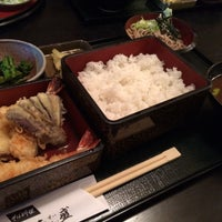Photo taken at そば料理 正盛 by Naozo on 2/21/2015
