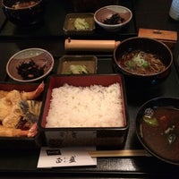 Photo taken at そば料理 正盛 by Naozo on 4/12/2014