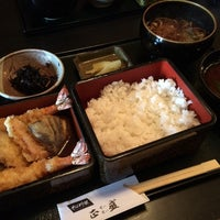 Photo taken at そば料理 正盛 by Naozo on 10/16/2014