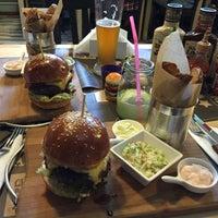 Photo taken at Switch.eat by Irina R. on 5/23/2015