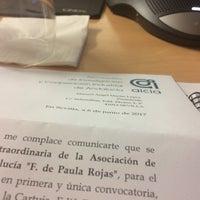 Foto tomada en Escuela Superior de Ingenieros por Manuel Angel M. el 6/13/2017