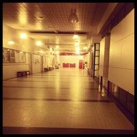 Photo taken at A22 - Université Bordeaux 1 by Ginette D. on 1/25/2013