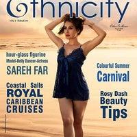 Photo taken at Ethnicity Magazine by Mahipal S. on 7/29/2016