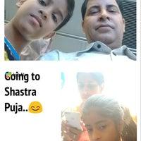 Photo taken at Tagore Garden Metro Station by Mahipal S. on 10/16/2016