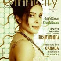Photo taken at Ethnicity Magazine by Mahipal S. on 10/31/2015