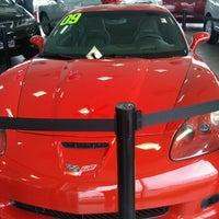 Photo taken at Glendale Nissan by Meg G. on 1/31/2013