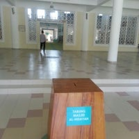 Photo taken at Masjid Al-Hidayah by Putra T. on 10/24/2012