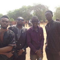 Photo taken at Awudome Cemetery by BIG_Mitch _. on 1/12/2013