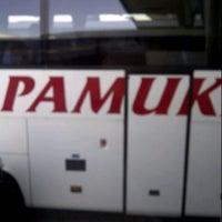 Photo taken at Pamukkale Turizm by Deniz E. on 9/21/2012