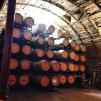 Photo taken at Carr Winery & Tasting Room by Joana Z. on 2/24/2013