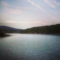Photo taken at Garaško jezero by Snezana on 5/1/2013