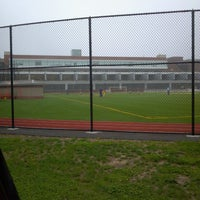 Photo taken at Brooklyn College West Quad Complex by Michael F. on 5/8/2013