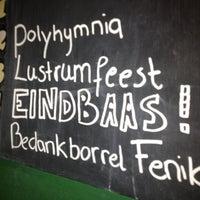 Photo taken at Studentenvereniging Biton by Frans T. on 9/14/2012
