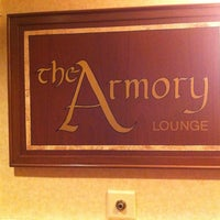 Photo taken at The Armory Lounge by Mike Ambassador B. on 9/15/2012