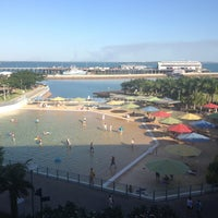 Photo taken at Adina Apartment Hotel Darwin Waterfront by Leigh E. on 7/14/2013