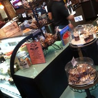 Photo taken at Bread Winners Cafe & Bakery by Jennifer S. on 1/27/2013