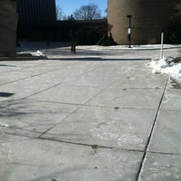 Photo taken at UWM Physics Building by Dawn C. on 2/1/2013