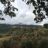Photo taken at Miranda del Castañar by Ger M. on 6/16/2015