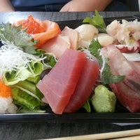 Photo taken at Sushi 930 by Dickson L. on 11/29/2012