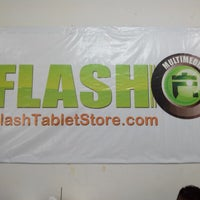 Photo taken at Flashtablet by Diaz D. on 7/17/2013
