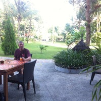 Photo taken at Bintang Flores Hotel by Núria B. on 11/17/2014