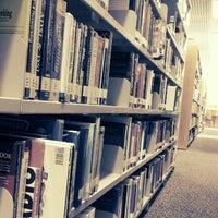 Photo taken at Temasek Polytechnic Library by Harry H. on 10/30/2012