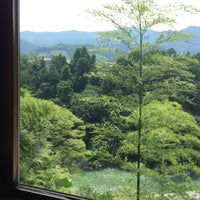 Photo taken at 奥多摩釜めし by Tomoo M. on 7/25/2015