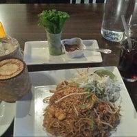 Photo taken at Mango Thai Cuisine & Bar by James K. on 8/4/2015