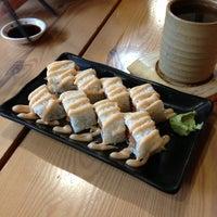 Photo taken at Sumo Sushi by Samuel D. on 1/8/2013