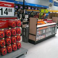 Photo taken at Walmart Supercenter by Justin B. on 3/26/2013