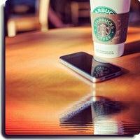 Photo taken at Starbucks by Andrew V. on 1/17/2013
