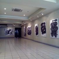 Photo taken at Galeri Cipta III Taman Ismail Marzuki by Afni A. on 11/23/2013
