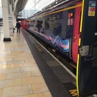 Photo taken at Platform 2 by Chris B. on 8/19/2016