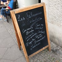 Das Foto wurde bei Les Pâtisseries de Sébastien von Chris B. am 6/16/2018 aufgenommen