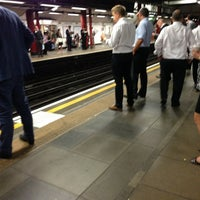 Photo taken at Platform 2 by Chris B. on 8/29/2013