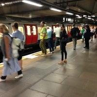 Photo taken at Platform 2 by Chris B. on 8/30/2013