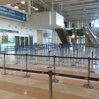 Photo taken at Terminal 2B by Chris B. on 7/18/2016
