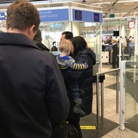 Photo taken at Security Check by Chris B. on 2/10/2017