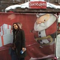 Photo taken at Santa's Grotto by Chris B. on 11/17/2013