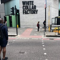 Photo taken at White Collar Factory (Derwent) by Chris B. on 5/23/2018